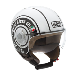 Bild von  AGV - City Bali Copter Legend White